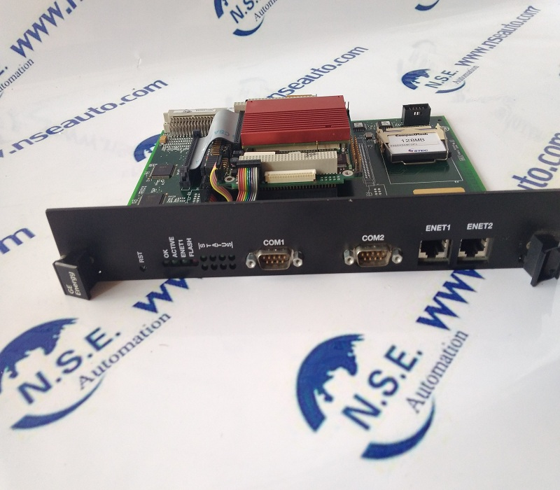 GE IS420UCSBH1A General Electric IS420UCSBH1A Speedtronic CIRCUIT BOARD UCSB CONTROLLER MODULE