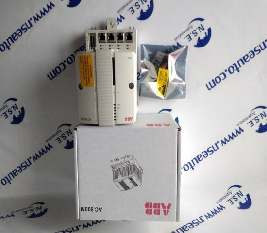 Buy ABB PM866K01 3BSE050198R1 Processor Unit CPU PM866K01 in stock